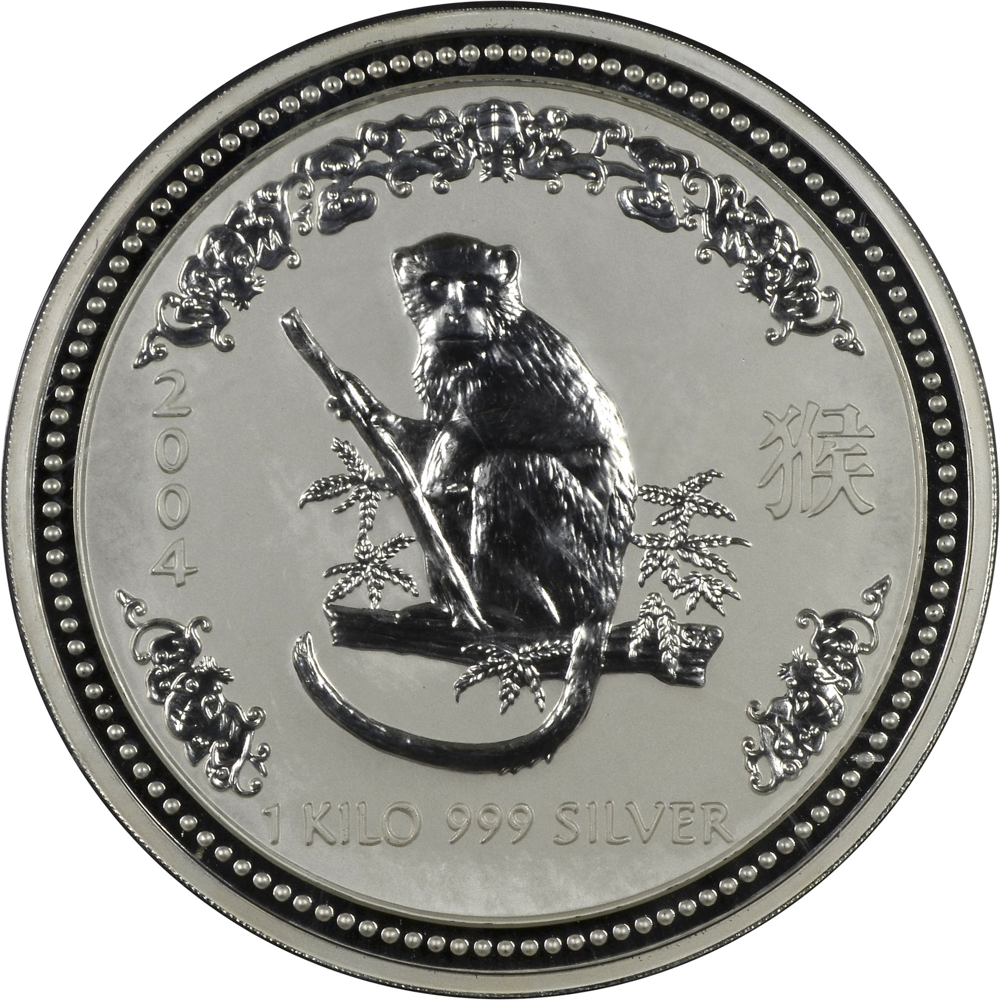 2004 Australia 30 Dollars reverse