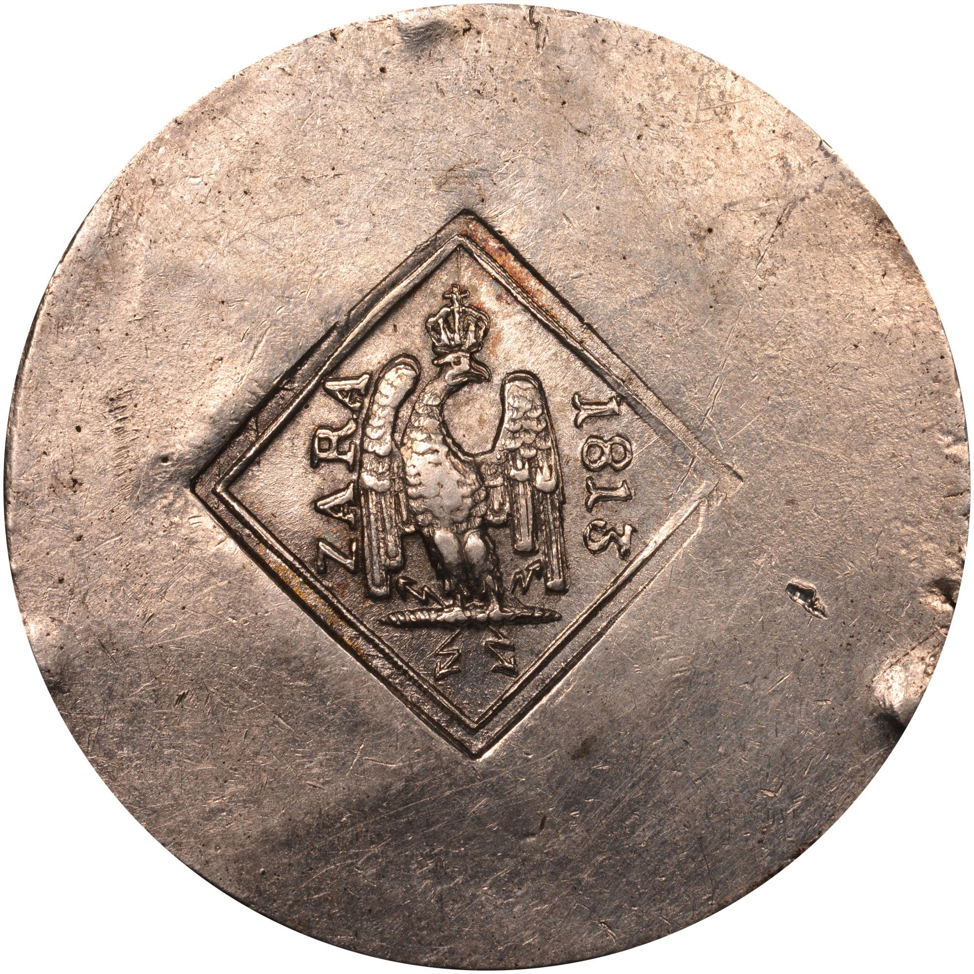 1813 Croatia ZARA 4 Francs-60 Centimes obverse