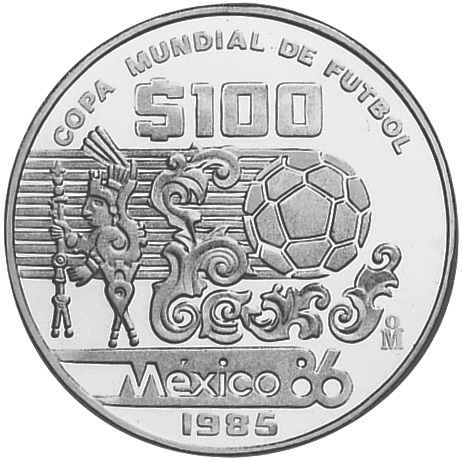1985 Mexico 100 Pesos Km 499a Prices Amp Values Ngc